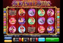 HTML5 Slots