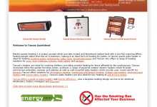 Tansun Patio Heating