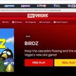 Birdz Sky Vegas