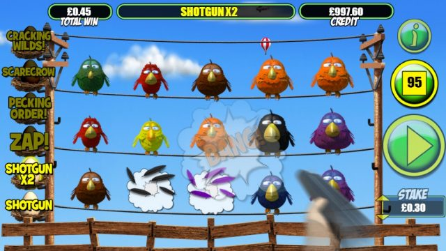 Birdz Shotgun Feature