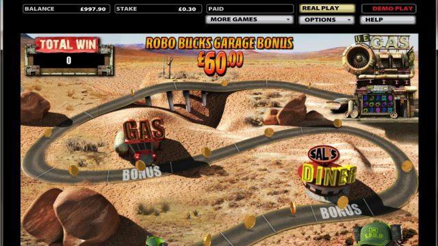 Robo Buck's Garage Route 66 Feature