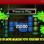 Jackpots Of Goo Intro Screen