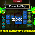 Jackpots Of Goo Mobile Intro Screen