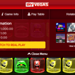 Jackpots Of Goo Mobile Sky Vegas Menu