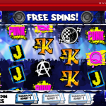 Free Spins Bonus Play