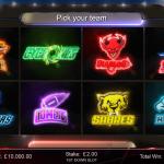 1 Team Selection Screen