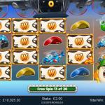 10 Bonus 3 Wilds On Reels