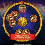 10 Bonus Level Unlock Wheel