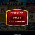 10 Frees Spins Bonus Result