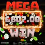 10 Mega Win