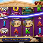 11 Atlantis Wild Spins