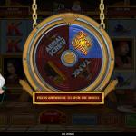11 Bonus Game Selection Wheel