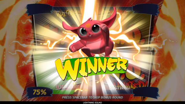11 Bonus Selection Fight Winner