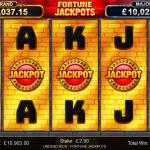 11 Fortune Jackpots Symbols Landing