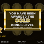 11 Gold Bonus