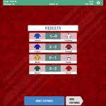 11 Match Results