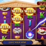 12 Atlantis Wild Spins