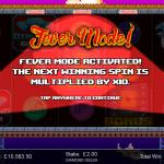 12 Fever Mode Bonus Splash Screen