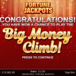 12 Fortune Jackpots Splash Screen