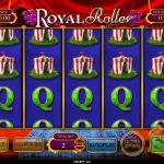 13 Royal Roller Bonus Stacked Reels Spin