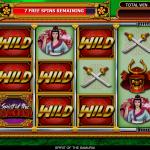 14 Chugen Free Spins Wilds