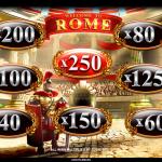 15 Road To Rome Bonus Dapple
