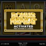 16 Gold Bonus Repeat
