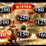 16 Road To Rome Bonus Result