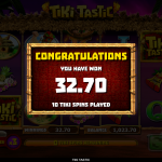 17 Free Spins Bonus Result
