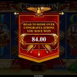 17 Road To Rome Bonus Win
