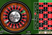 2 Roulette Wheel Spin