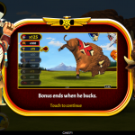 21 Buffalo Bucks Bonus Splash Screen