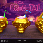 21 Golden Croc-Trails Bonus Drink