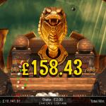 23 Golden Scratch Post Bonus Rubbing