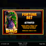 27 Fortune Bet Mode
