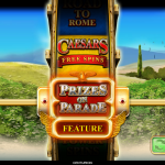4 Bonus Selection Mini Game Win