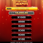 5 Fortune Jackpots Feature Grand Jackpot