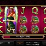 5 Free Spins Bonus Expanding Wild