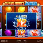 5 Free Spins Bonus Multiplier Symbol