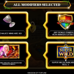 5 Free Spins Bonus Reel Modifiers