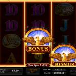 5 Free Spins Bonus Retrigger