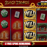 5 Free Spins Locking Wilds