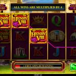 5 King Spins Bonus Win