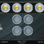 5 Platinum Bonus 1st Level Chips Placed
