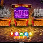 5 Power Bonus Result