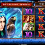 5 Wonder Spins Large Symbol