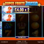 6 Free Spins Bonus Multiplier Win Announce