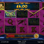 6 Free Spins Bonus Sticky Wilds Win