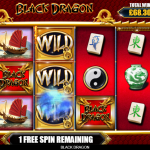 6 Free Spins Locking Wilds Award