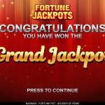 6 Grand Jackpot Award